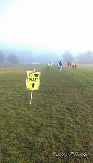 Abingdon Park Run 14/02/15