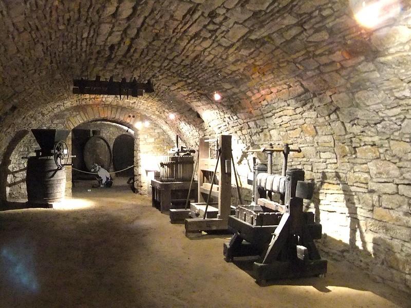 Torture chamber - Neuenburg Castle (Schloss Neuenburg) - Freyburg, Saxony-Anhalt, Germany