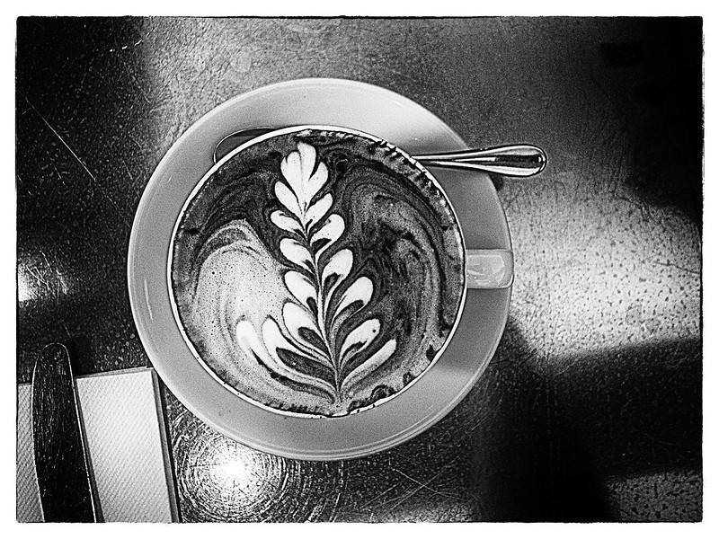 21/365 2015 - Cappuccino Noir