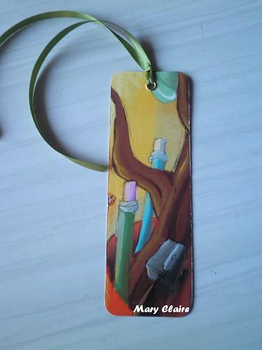 matite sugli alberi