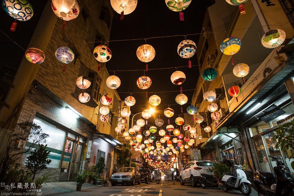 台南私藏景點-普濟殿燈會 (12)