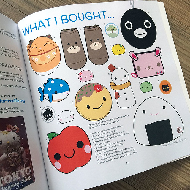 Kawaii Japan book