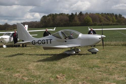 G-CGTT EV-97 Eurostar SL Popham