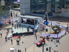 International Dance Festival Birmingham 2016 - Centenary Square