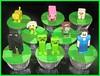 cupcake minecraft