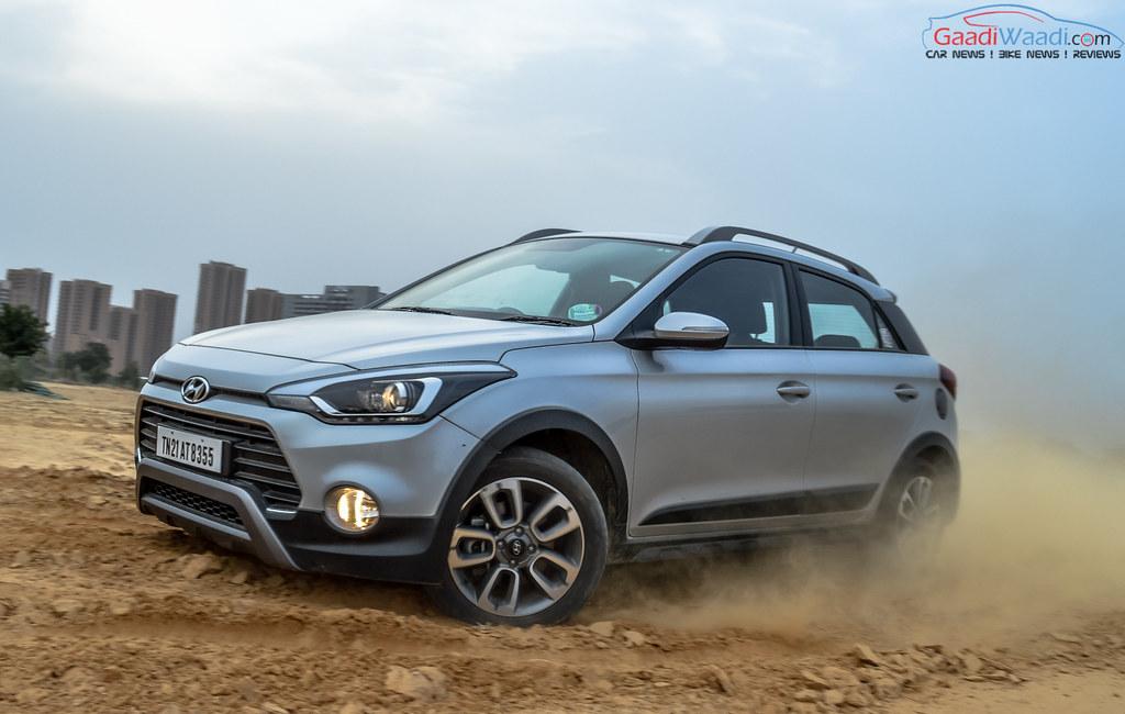 Hyundai Active i20 Review India32