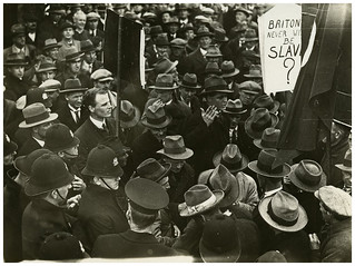 Unemployed Workers' Movement protest at Parliament Grounds, 16 September 1931 [2]