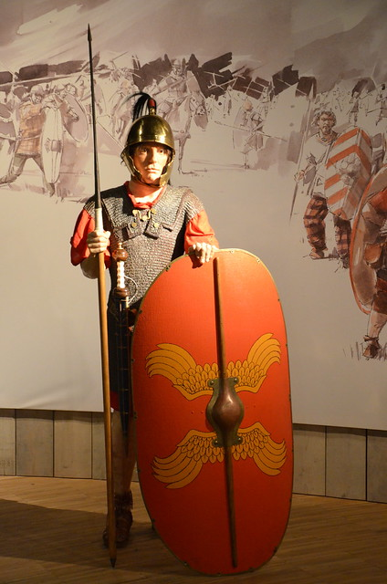 Gallo-Roman Museum of Tongeren, Belgium