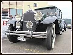 Packard 733, 1931