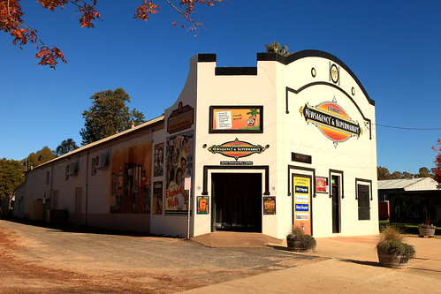 Former Imperial Theatre Eugowra