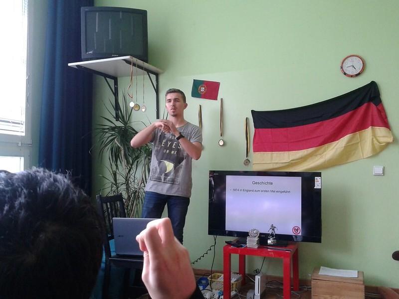 04. Tag (Mi. 15.06) - Basteln & Vortrag