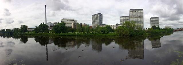 Still on Glasgow green