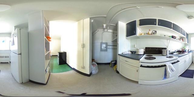 Mansfield Apartments Kitchen