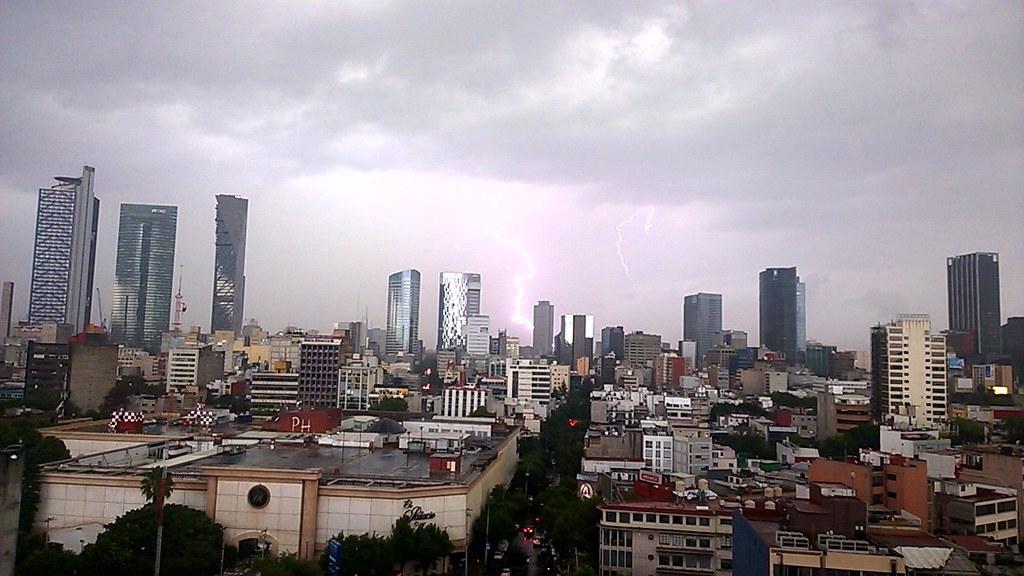 Mexico City - Condesa District - Mexico Park ... |Condesa District Mexico City