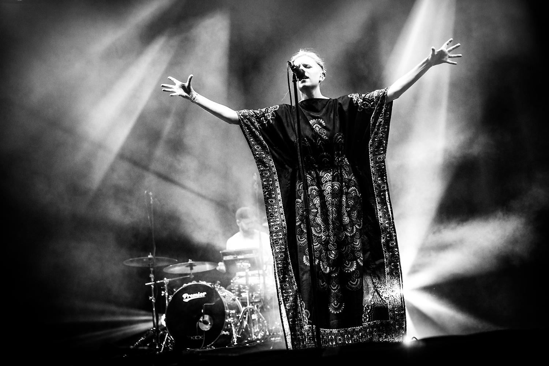 Aurora @ Rock Werchter 2016 (Jan Van den Bulck)