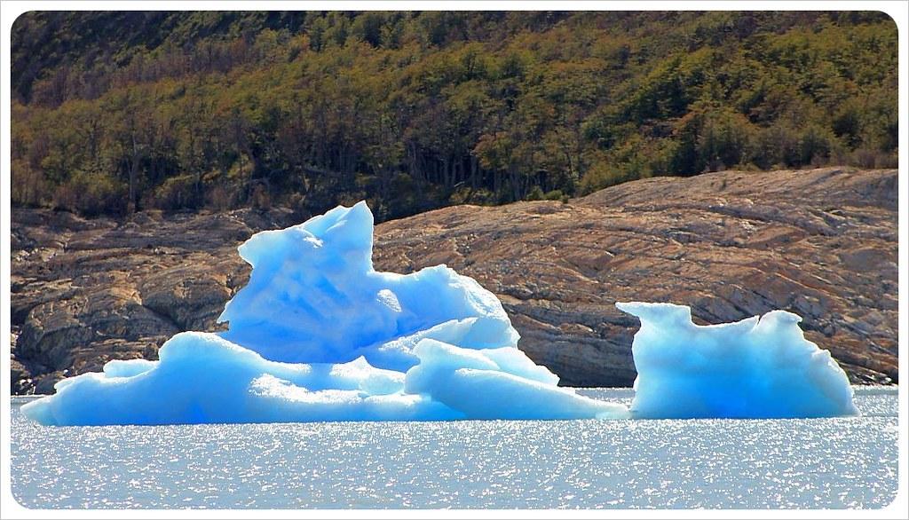 perito moreno glacier argentina icebergs