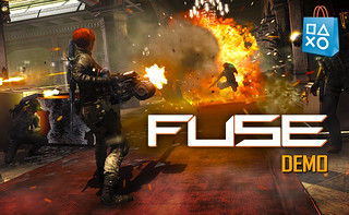 PS Store Update - Fuse Demo