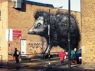 Bethnal Green Rd, London