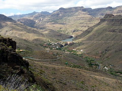 Gran Canaria - Ayagaures in the Spring