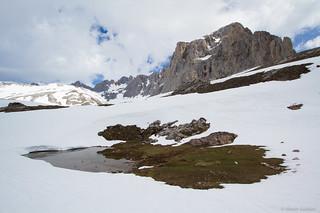 Lago de las Moñetas
