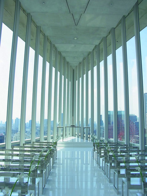 天空のチャペル(The chapel of the sky)Tadao Ando