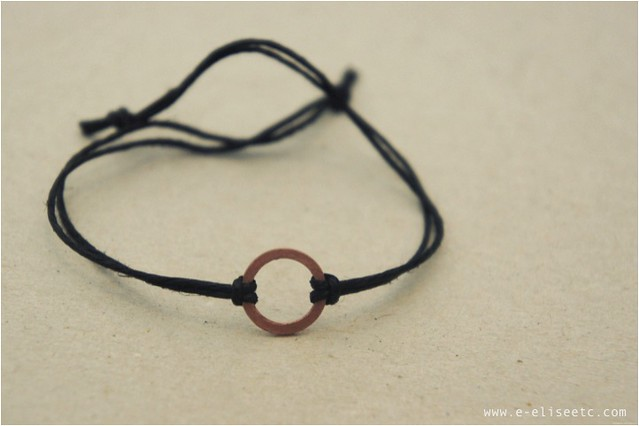 basic diy hardware bracelet 1