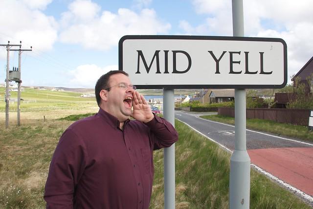 Mid Yell
