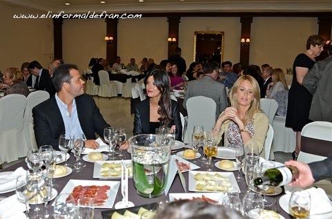 Cena Despedida del Doctor A. García Castillo