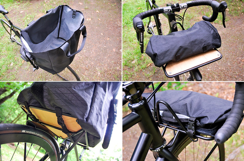 Chris's Rack Bag / Commuter Essential Modes