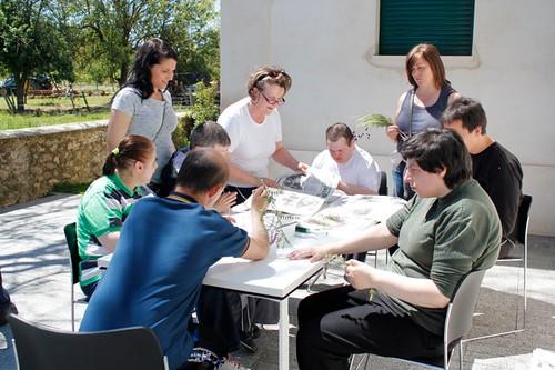 Colaboración con ASPRONA _junio 2013_ Fundación Cerezales