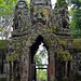 Victory Gate at Angkor Thom