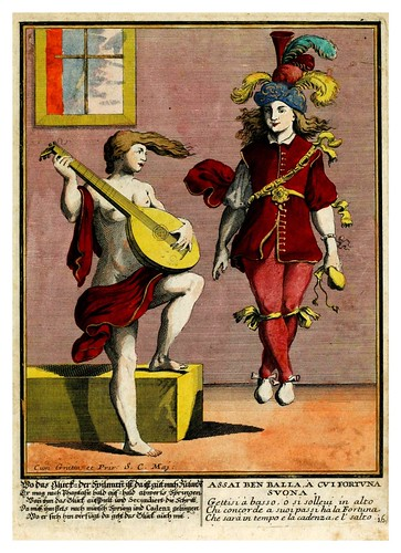 025-Proverbii verificati per l'esperienza cotidiana…1718--Giuseppe Maria Mitelli by ayacata7