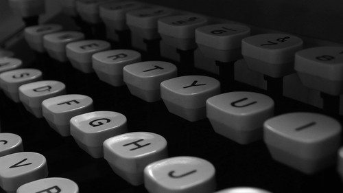 Typewriter Keys, Macro