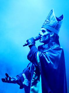 Ghost - Graspop 2013