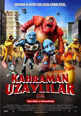 Kahraman Uzaylılar - Escape From Planet Earth (2013)