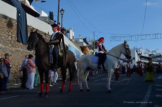 Fête maures et chrétiens/Mojácar 2013/Parade of the Moors & Christians Festival/