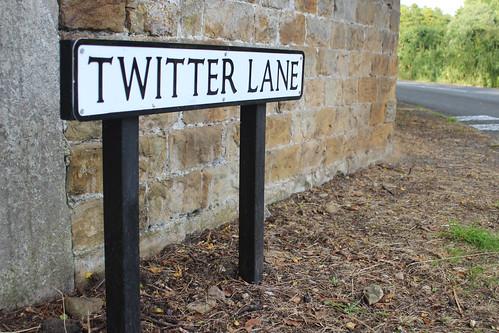 Twitter Lane, Waddington, Lancashire