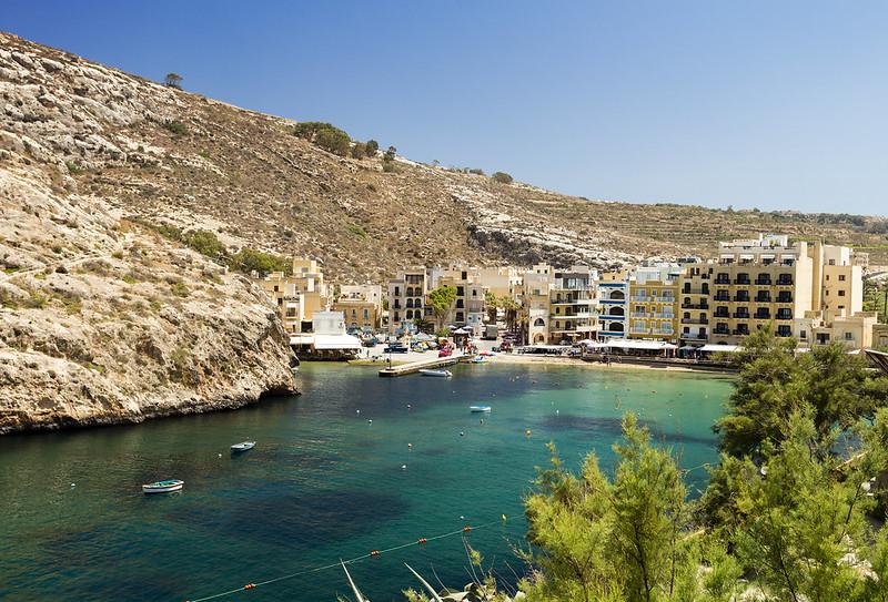 Xlendi - Gozo Island