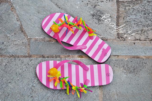 Happy flip flops 1