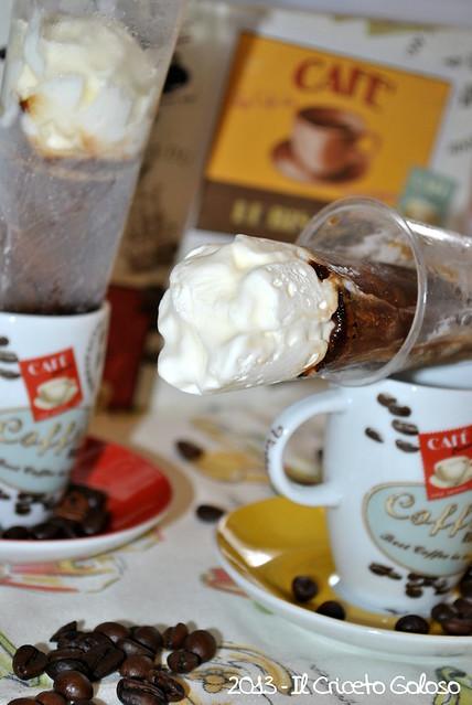Granita di caffè con panna 3