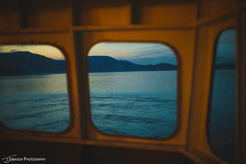 Orcas Island Ferry