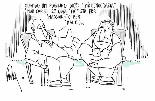 Un pregiudicato al Governo? by Livio Bonino