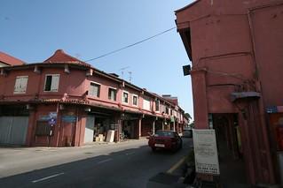 Day6-2 ビラ・セントサとマラッカの街並み