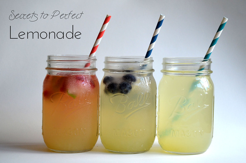 Secrets to Perfect Lemonade | Juliette Laura