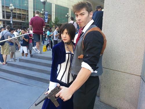 BioShock Cosplayers at PAX Prime 2013