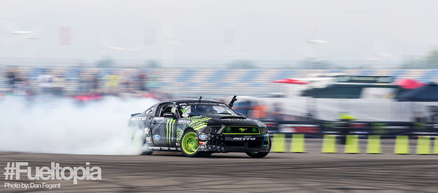 Monster Energy - Gymkhana Grid - Germany
