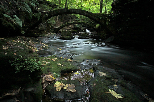 uk longexposure england river lancashire rochdale greatermanchester healeydell riverspodden