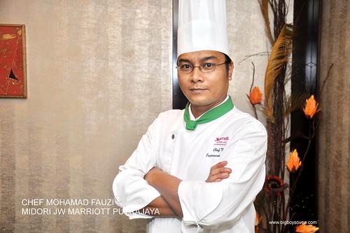 MIDORI  MIGF JW Marriott Putrjaya 16