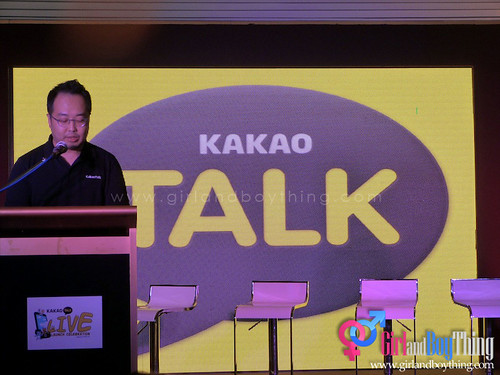 KakaoTalk Live Launch