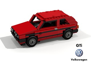 Volkswagen Golf Mk1 GTi 3-Door